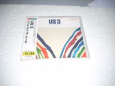 US 3 / HAND ON THE TORCH  - JAPAN CD SEALED out of print