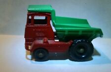 Matchbox Regular Wheel 2C Muir Hill Laing  BPW Unpainted Grille 1961
