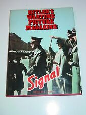 WW2 Signal Germany's Wartime Picture Magazine Reference Book world war II german