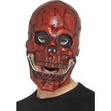Smiffys 48113 Foam Latex Blood Skull Mask (one Size)