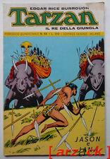 TARZAN IL RE DELLA GIUNGLA n 58 Cenisio 1972