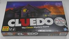 Hasbro Crime Cluedo/Clue Modern Board & Traditional Games