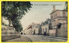 cpa 77 - Entrée de JOUARRE (Seine et Marne) Rue Petit HUÊT Ed. Librairie DELORME