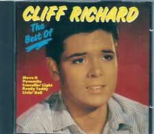 CD BEST OF 18 TITRES--CLIFF RICHARD--THE BEST OF
