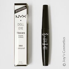 "1 NYX Doll Eye Mascara ""DE03 - Waterproof "" *Joy's cosmetics*"