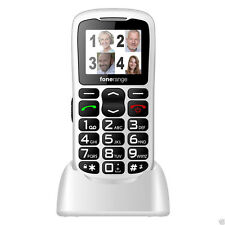 Fonerange The Big Friendly Big Button 2 Senior Sim Free Unlocked Mobile Phone