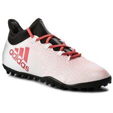 Adidas X Tango 17.3 TF Junior - White/Real Coral/Core Black