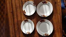 6  Assiettes dessert porcelaine de bohème neuves TORERO  SUCCESSION PICASSO 2004