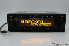 Becker Traffic Pro BE7820 High Speed Navigationssystem Autoradio CD-Player GS01