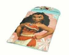 Disney Moana Hooded Sleeping Bag