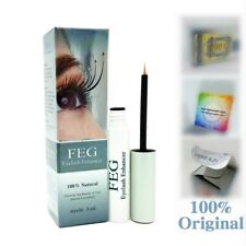 FEG Rapid Growth Serum 3ml EyeLash Enhancer Brush Liquid EyeLash Oil BNIB