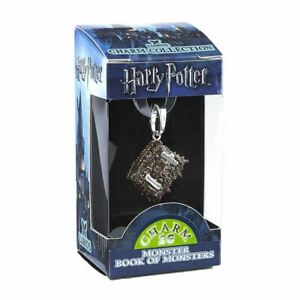 Harry Potter Lumos Charity Charm 16 Monster Book of Monsters - Boxed