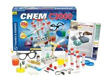 Thames & Kosmos CHEM Science Chemistry Experiment Kit For Beginners