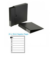 Kenro Negative Binder, Slipcase and 25 x 35mm Negative Pages