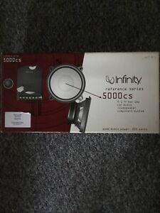 Infinity 5000cs Speakers