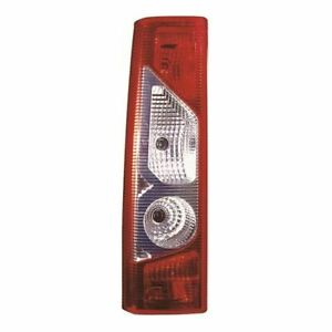 Citroen Dispatch Mk2 Van 2007-> Rear Back Tail Light Lamp Passenger Side N/S