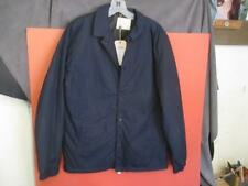 Selected Homme Heritage Blue Jacket Quilted Lining Size Med  NWT  mec