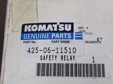 KOMATSU 425-06-11510 SAFETY RELAY  SD590-0012140