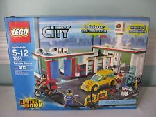 LEGO CITY Service Station 7993 New In Sealed Box Retired Set Limited Edition