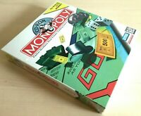 Monopoly - Big Box PC CD-ROM Windows 95 Game - NEW/SEALED