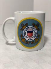 U.S. Coast Guard Emblem Seal Coffee Mug