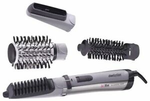 BaByliss Big Hair 2735E Brush Rotating Hot Air 4 Heads Base 1000 W