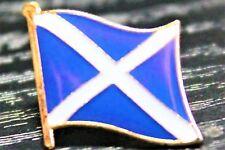 SCOTLAND Scottish Metal Flag Lapel Pin Badge *NEW*