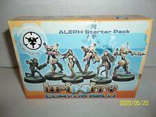 Infinity Corvus Belli Aleph Starter Pack #280801-0219   J9