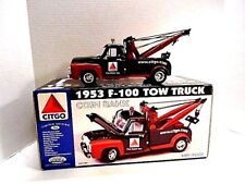 "1999 Gearbox Toys ""1953  F-100 'CITGO' Tow Truck"" Limited Edition Coin Bank"