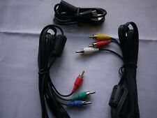 Original NEW USB Charger Charging and Video Cables & Cord for GoPro Cameras