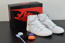 Nike Air Jordan 1 x Off-White  | White | All Size 36 to 48 EU