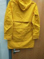 Hunter Mens Uk36(S). Yellow M Ori R Cotton Hunting Coat. New Ref HV5