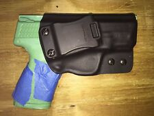 IWB Holster for S&W M&P Shield 45 - Adjustable Retention - 15 Deg Cant