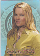 BATTLESTAR GALACTICA SEASON 2 WOMEN OF INSERT W5 LUCY LAWLESS AS D'ANNA BIERS