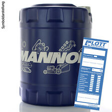 20 Liter Mannol Classic 10w-40 10w40 Motoröl Öl