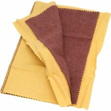 "JSP® PROFESSIONAL JEWELERS Rouge Polishing Cloth 14""x11.5"" 2 PART (ps203)6/18"