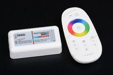 RGBW RGB+W RGBWW CENTRALINA CONTROLLER TOUCH LED STRIP STRISCIA 24V WIFI B6C5