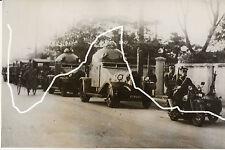23x15cm ORIG vintage archivado foto 1932 japón china Shanghai ghetto WWII wk2 photo