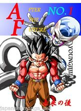 Doujinshi Dragon Ball AF DBAF After the Future vol.1 (Young jijii) 61 pages NEW