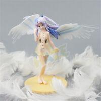 Anime Angel Beats! Tachibana Kanade 15cm PVC Figure Statue Cake Decor