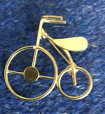 Bike Bicycle 3 Wheeler Lapel Hat Souvenir Pin