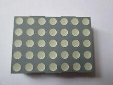 Kingbright TBC20 -11 EGWA 5 x 7 LED Dot Matrix rot/grün verbreitet (Lager 800+ teilig)