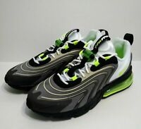 Nike Air Max 270 Men's Shoe's React Eng Neon Yellow (CW2623-001) Sz 10.5 US