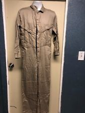 Bulwark Cld4Kh Khaki Excel Fr ComforTouch Deluxe Coverall Size 38-R
