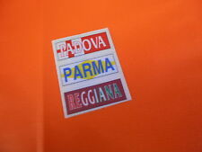 CALCIATORI FIGURINE PANINI 1994 95 STICK STACK PADOVA PARMA REGGINA VELINA ORIGI