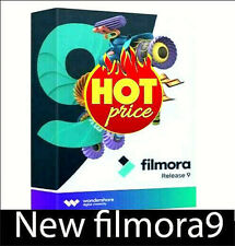 WonderShare FiLMORA 9 LifeTime LICENSE KEY ✔️Fast Delivery✔️