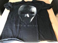 Angerfist - T-Shirt - Raise & Revolt - schwarz, Gr. XL