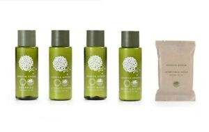 Eco Hotel Toiletries  Welcome Pack 250 units B&B Guest House by Geneva GREEN GFL