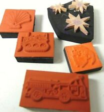 Rubber Stamp Lot Stampin Creative Art Supply Up Card Paper Idea