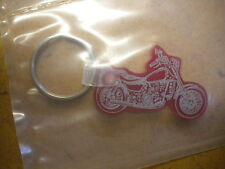 Vintage Vehicles in Motion America's National Motorcycle Auction Keychain #2